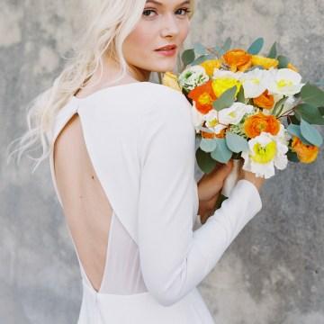 Jenny by Jenny Yoo's Fresh and Totally Modern Wedding Dress Collection | Blythe 4