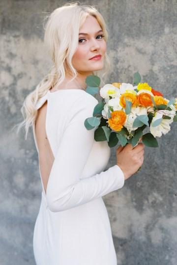 Jenny by Jenny Yoo's Fresh and Totally Modern Wedding Dress Collection | Blythe 5