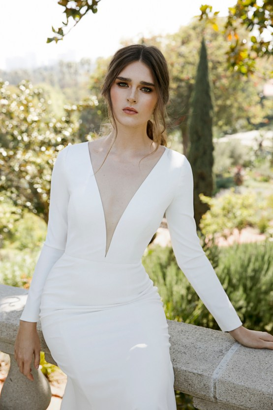Jenny by Jenny Yoo's Fresh and Totally Modern Wedding Dress Collection | Blythe 6