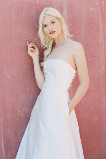 Jenny by Jenny Yoo's Fresh and Totally Modern Wedding Dress Collection | Odette 2