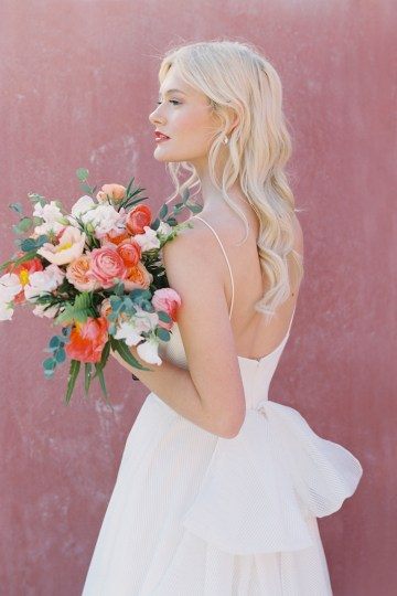 Jenny by Jenny Yoo's Fresh and Totally Modern Wedding Dress Collection | Piper 1