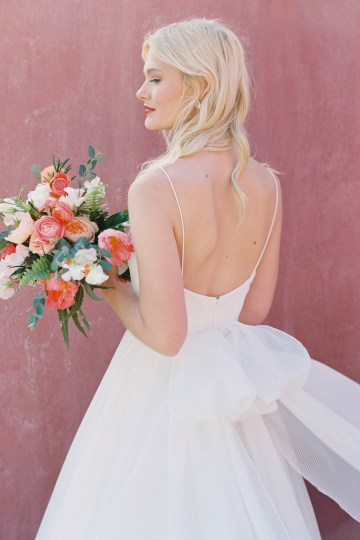 Jenny by Jenny Yoo's Fresh and Totally Modern Wedding Dress Collection | Piper 2