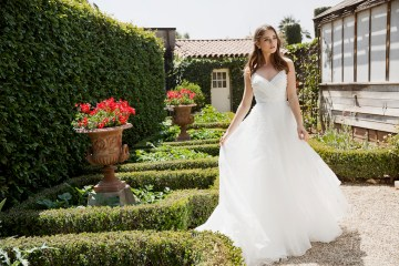 Jenny by Jenny Yoo's Fresh and Totally Modern Wedding Dress Collection | Presley