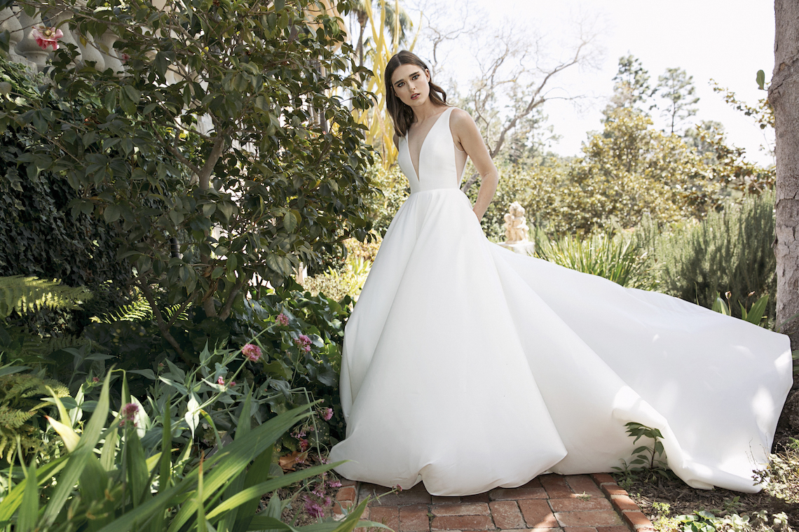 Jenny by Jenny Yoo's Fresh and Totally Modern Wedding Dress Collection | Spencer