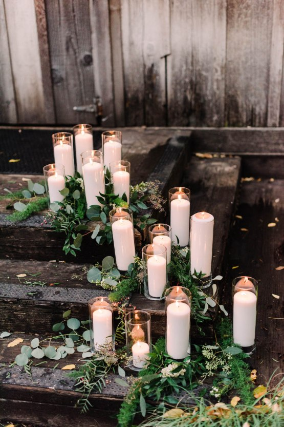 Rustic Barn Wedding Filled With Greenery   Deyla Huss Photography 30