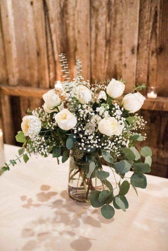 Rustic Barn Wedding Filled With Greenery   Deyla Huss Photography 42