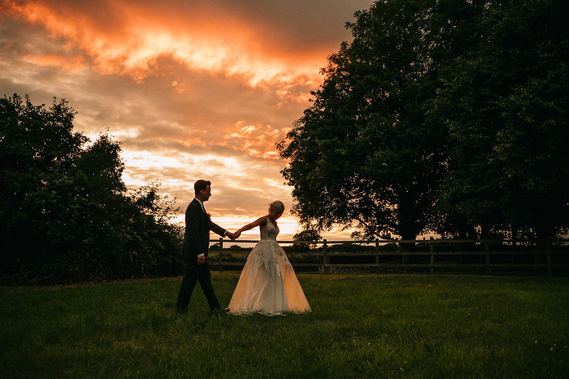 Rustic English Countryside Marquee Wedding | Babb Photo 14