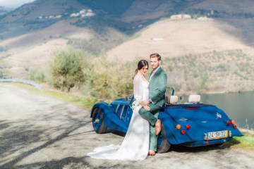 Tangerine and Turquoise Portugal Wedding Inspiration – Edgar Dias Photography 35