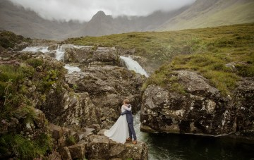 An Epic Adventurous Isle of Skye Elopement