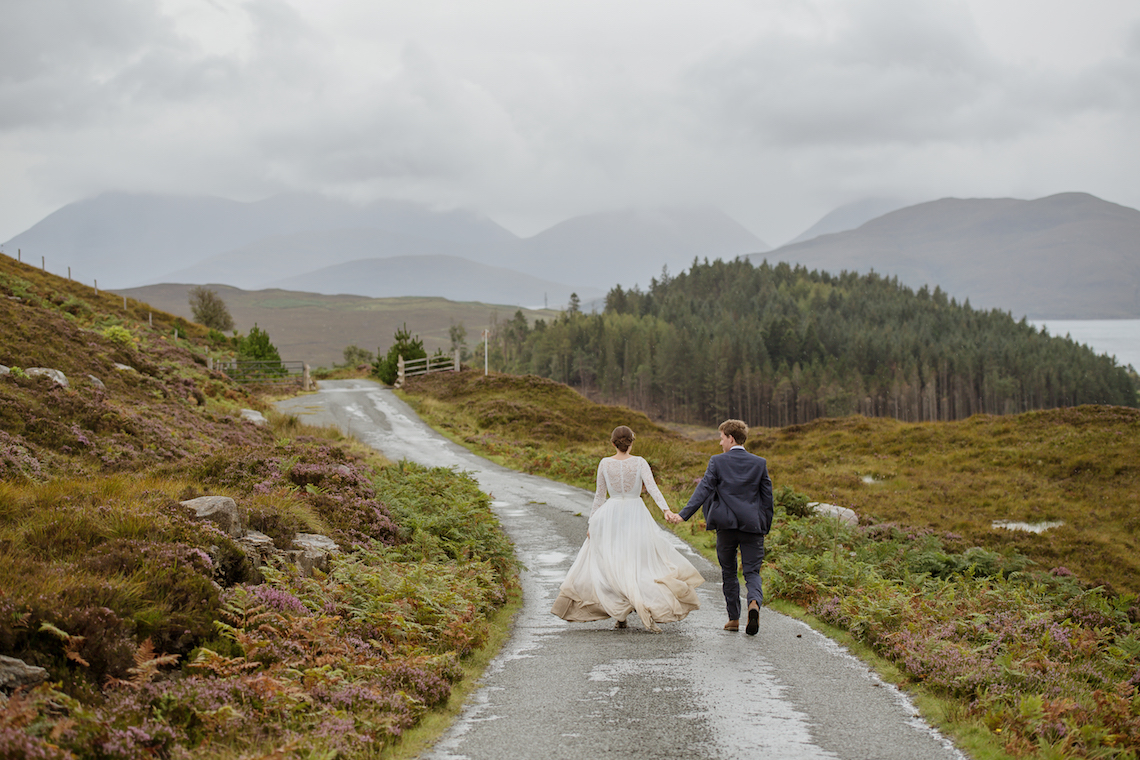 Wild & Adventurous Isle of Skye Elopement | Your Adventure Wedding 14