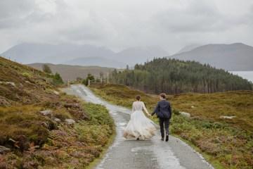 Wild & Adventurous Isle of Skye Elopement   Your Adventure Wedding 14