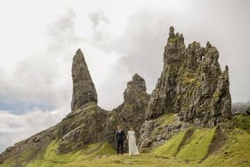Wild & Adventurous Isle of Skye Elopement   Your Adventure Wedding 17