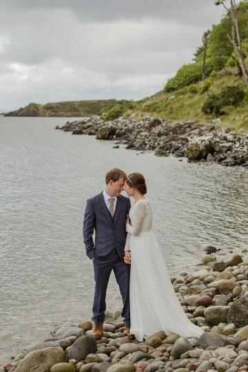 Wild & Adventurous Isle of Skye Elopement   Your Adventure Wedding 20