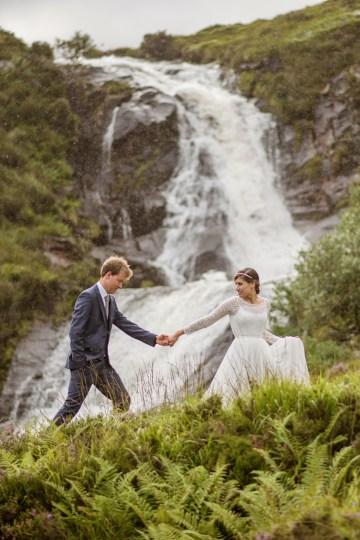 Wild & Adventurous Isle of Skye Elopement   Your Adventure Wedding 27