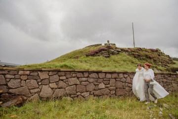 Wild & Adventurous Isle of Skye Elopement   Your Adventure Wedding 6