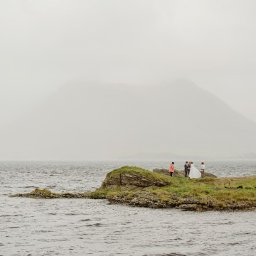 Wild & Adventurous Isle of Skye Elopement | Your Adventure Wedding 7