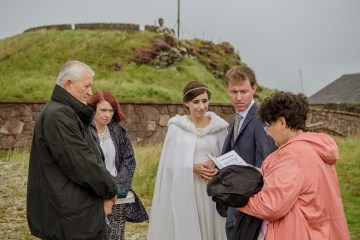 Wild & Adventurous Isle of Skye Elopement   Your Adventure Wedding 9