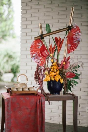 Zen Balinese Wedding Inspiration With A Dazzling Tiara   Nej Photo   Chere Weddings 19