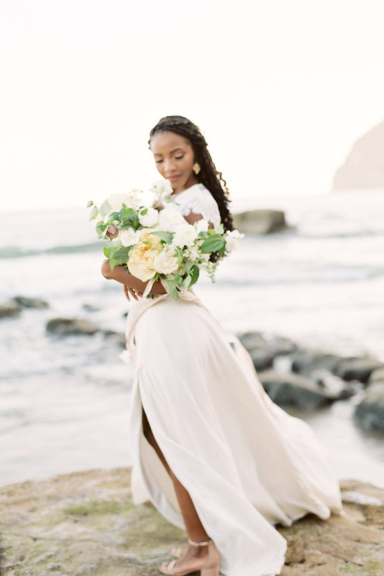 Blackberry and Pear Dreamy Beach Elopement Inspiration – Troy Meikle 25