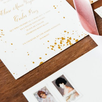 Charming Chamonix Winter Wedding With A Fur Coat – Katie Mitchell 2
