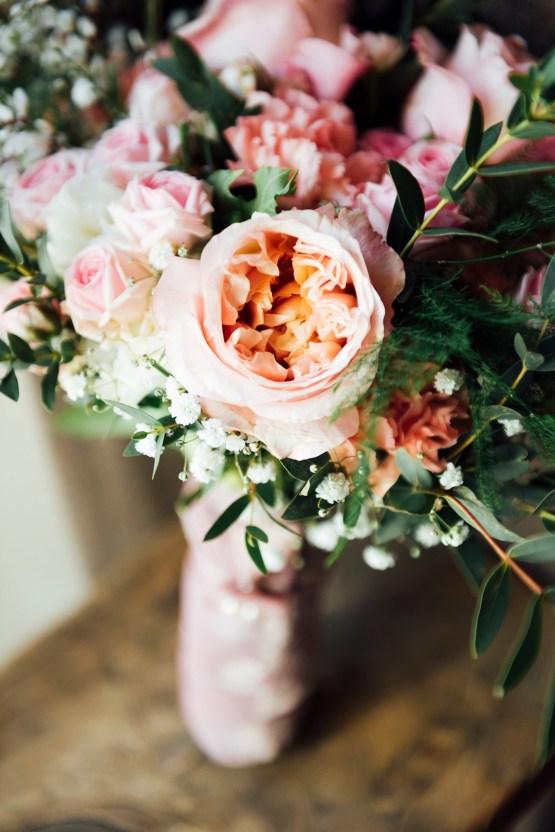 Charming Chamonix Winter Wedding With A Fur Coat – Katie Mitchell 3