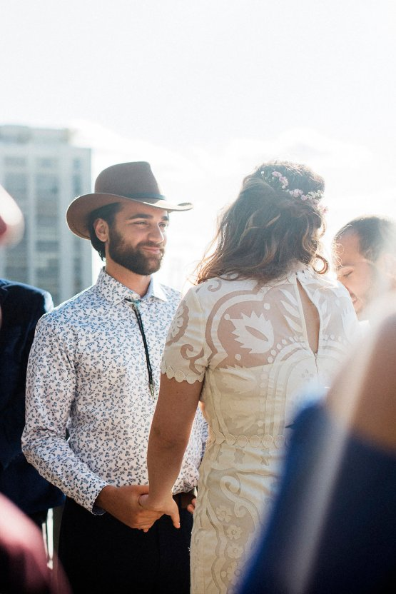 Country Western Meets Hip Brooklyn Elopement – Common Dove Photography 21