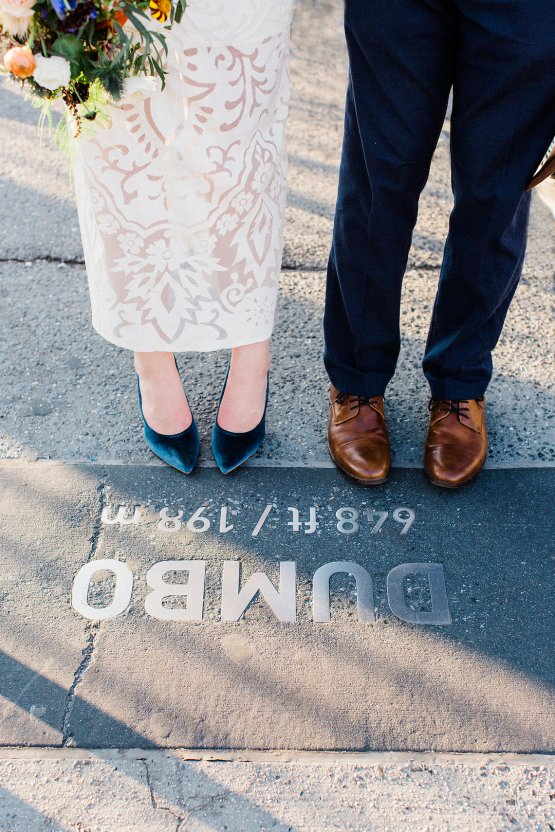 Country Western Meets Hip Brooklyn Elopement – Common Dove Photography 39