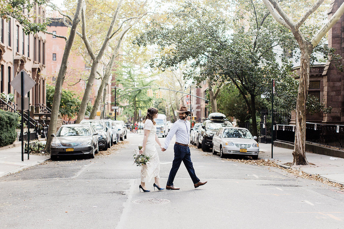 Country Western Meets Hip Brooklyn Elopement – Common Dove Photography 41