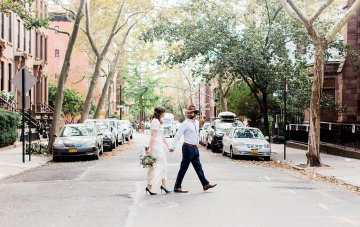 Country Western Meets Hip Brooklyn Elopement