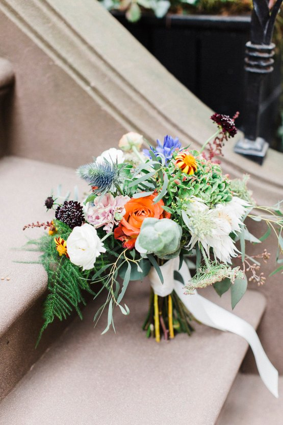 Country Western Meets Hip Brooklyn Elopement – Common Dove Photography 7