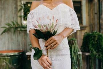 Glamorous and Tropical Hawaiian Wedding Inspiration – Melissa Ergo Photography 2