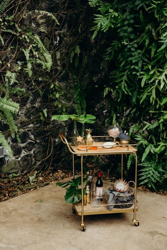 Glamorous and Tropical Hawaiian Wedding Inspiration – Melissa Ergo Photography 36
