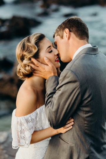 Glamorous and Tropical Hawaiian Wedding Inspiration – Melissa Ergo Photography 49