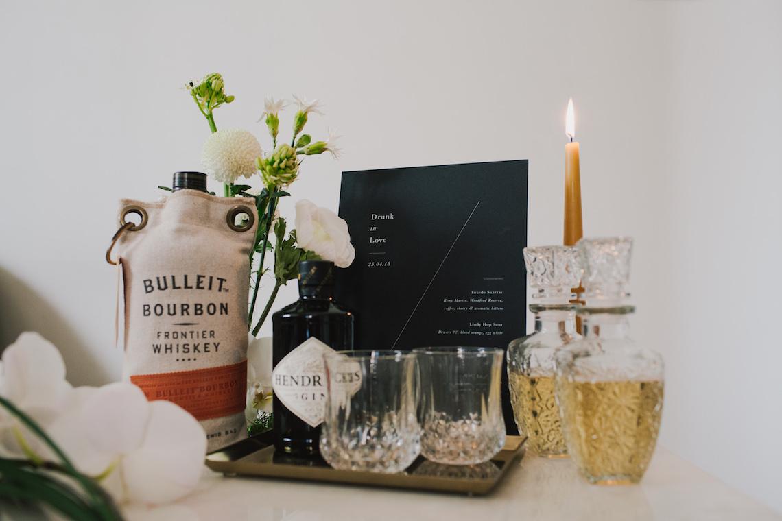 Modern Minimalistic London Wedding Inspiration – Blonde Army – Lisa Jane Photography 10
