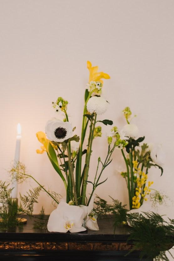 Modern Minimalistic London Wedding Inspiration – Blonde Army – Lisa Jane Photography 26