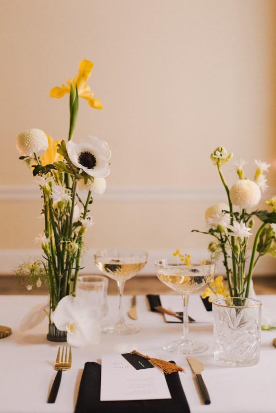 Modern Minimalistic London Wedding Inspiration – Blonde Army – Lisa Jane Photography 28