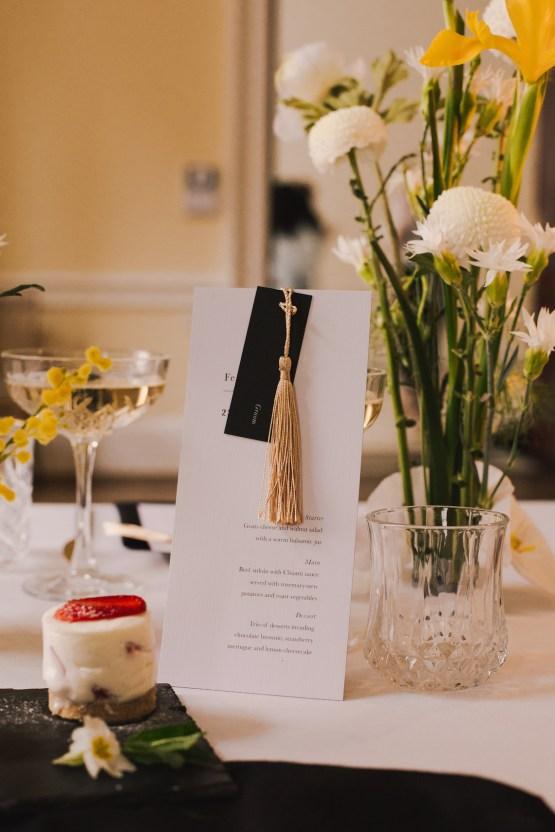 Modern Minimalistic London Wedding Inspiration – Blonde Army – Lisa Jane Photography 31
