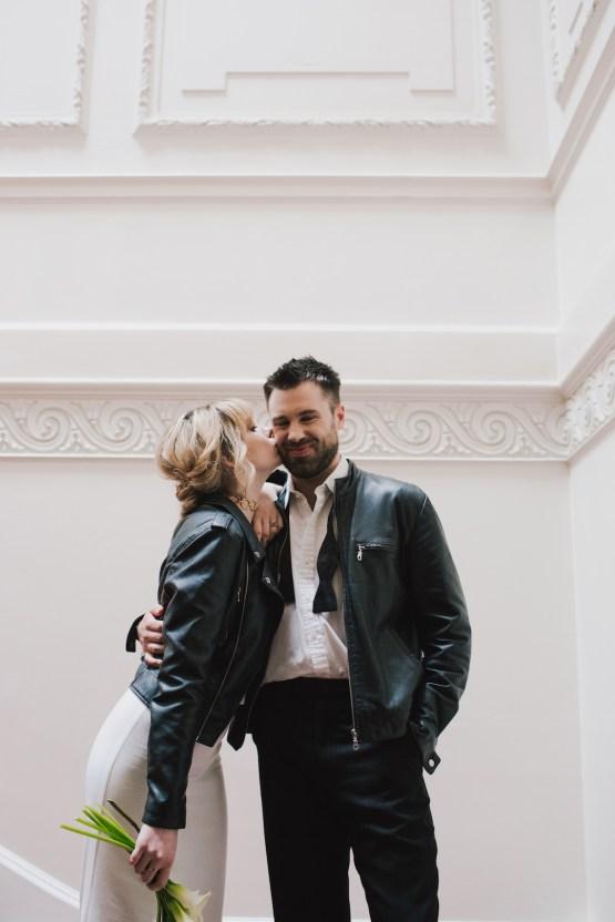 Modern Minimalistic London Wedding Inspiration – Blonde Army – Lisa Jane Photography 41