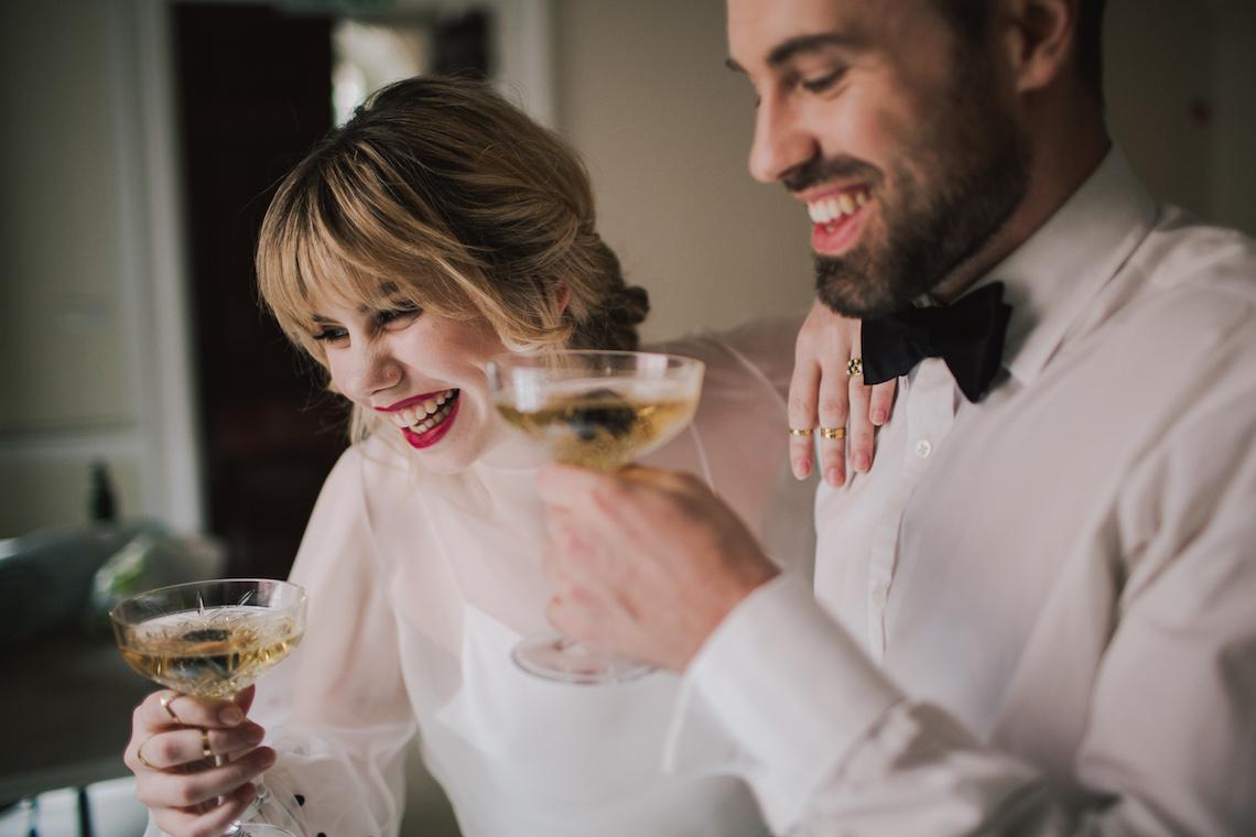 Modern Minimalistic London Wedding Inspiration – Blonde Army – Lisa Jane Photography 9