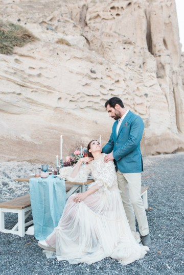Seashell Wedding Ideas From The Beaches Of Greece – George Liopetas 38
