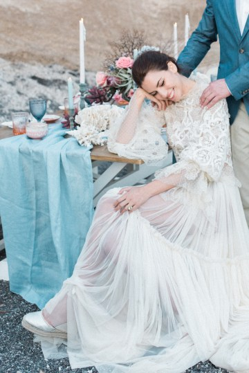 Seashell Wedding Ideas From The Beaches Of Greece – George Liopetas 40