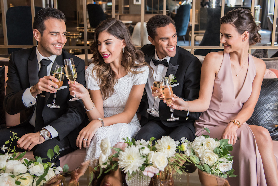 The Perfect Groom Groomsmen and Bridesmaid Gifts – Movado Watches – Kay Jewelers – Aisle Society 13