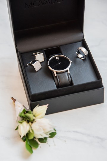 The Perfect Groom Groomsmen and Bridesmaid Gifts – Movado Watches – Kay Jewelers – Aisle Society 20