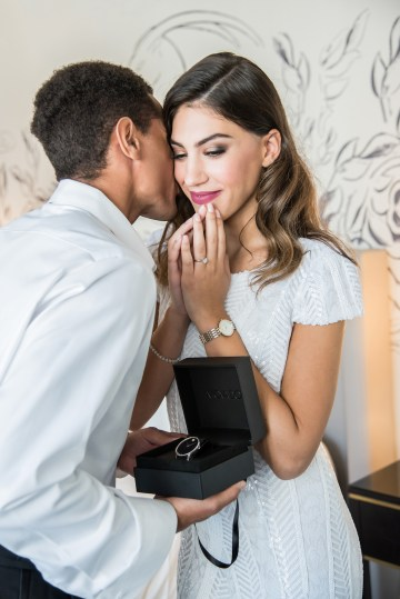 The Perfect Groom Groomsmen and Bridesmaid Gifts – Movado Watches – Kay Jewelers – Aisle Society 27