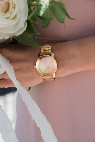 The Perfect Groom Groomsmen and Bridesmaid Gifts – Movado Watches – Kay Jewelers – Aisle Society 50