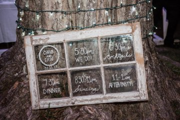 Warm Fall Catskills Wedding With Ceremony Sparklers – Christina Lilly Photography – Buds of Brooklyn 14