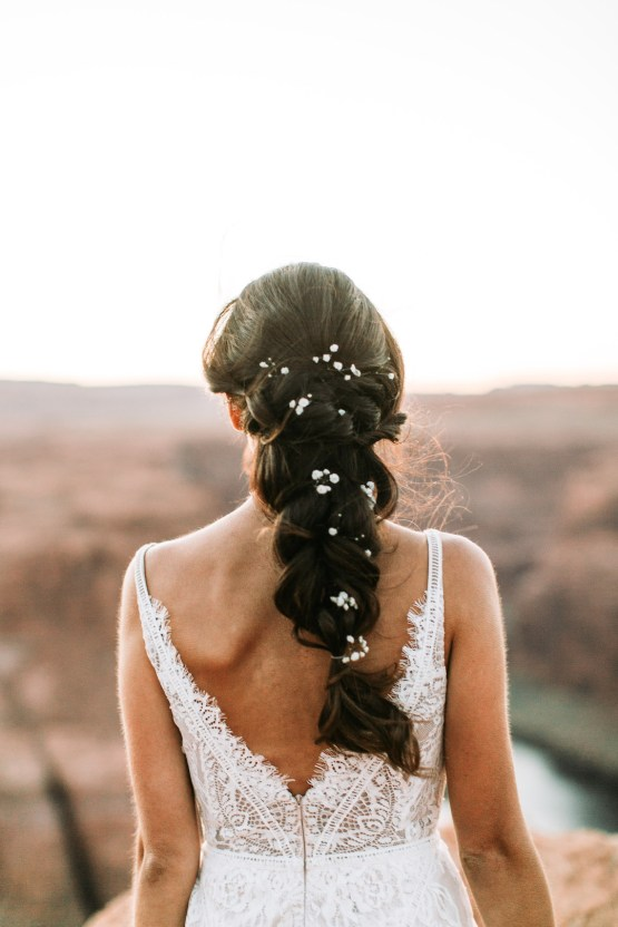 Wild and Bohemian Horseshoe Bend Wedidng Inspiration – Carmela Joy Photography – Luv Bridal 37