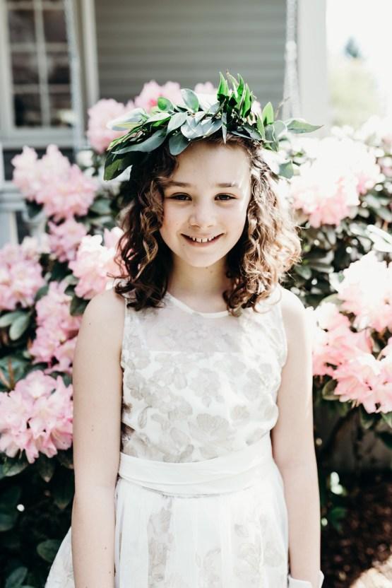 All-White Portland Photo Studio Wedding – Davis Hilton 41