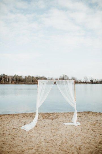 Beach Boho Wedding Inspiration With Agate Ideas – Stefanie Lange 26