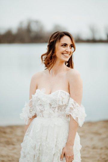 Beach Boho Wedding Inspiration With Agate Ideas – Stefanie Lange 28